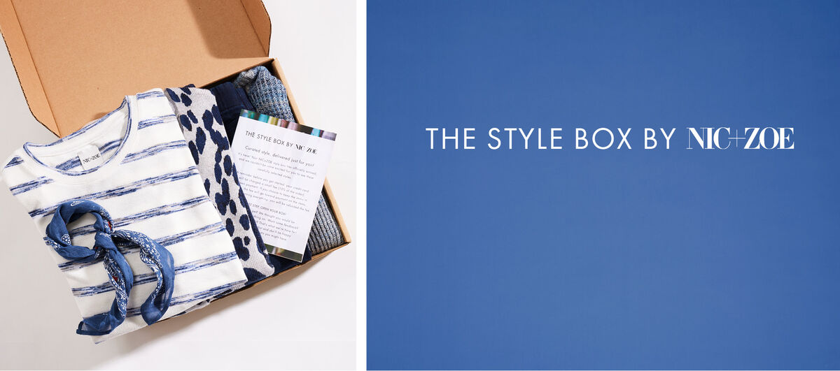 The Style Box by NIC+ZOE