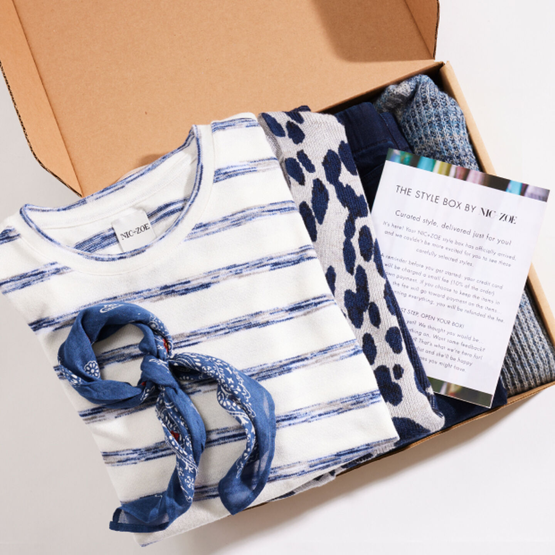 NZ Style Box