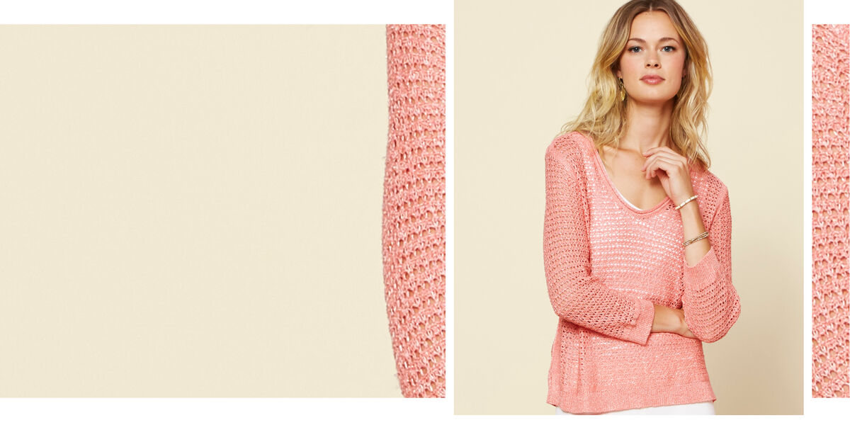 Spring into sweaters