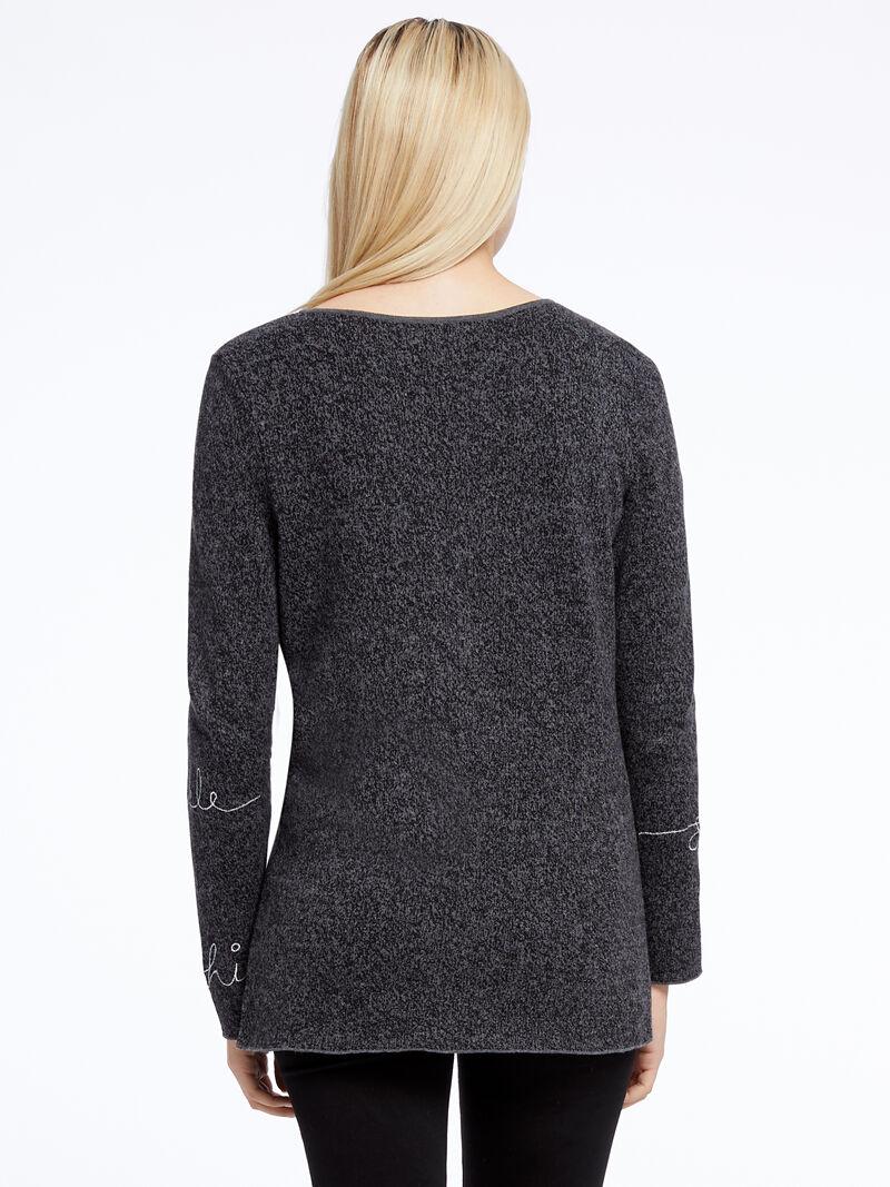 Script Sweater image number 2