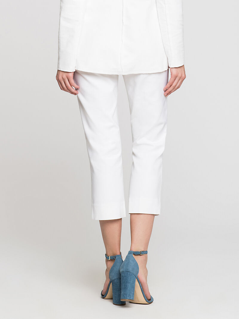 The Perfect Pant Side Zip Crop image number 3