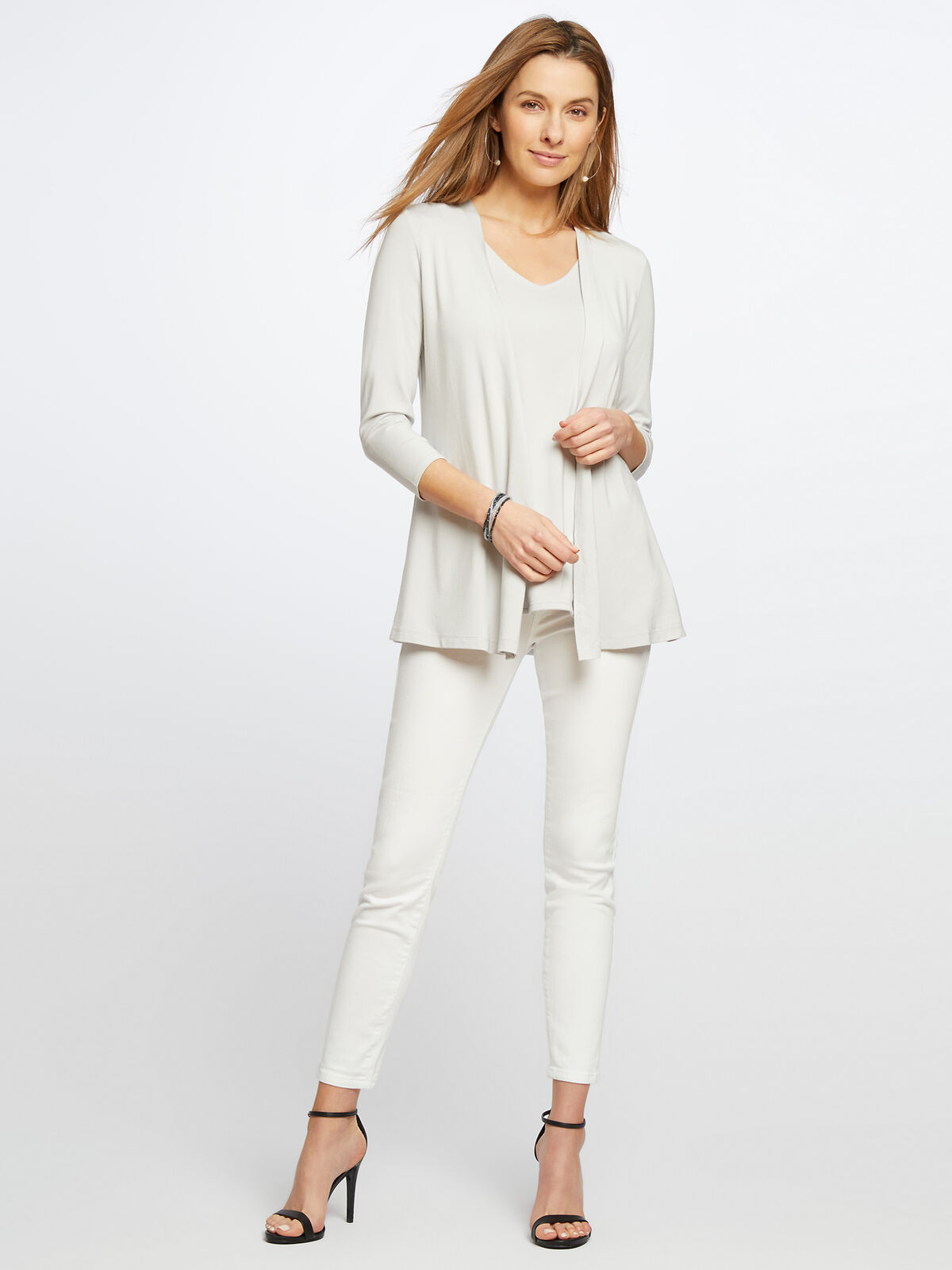 Ease And Comfort Cardigan