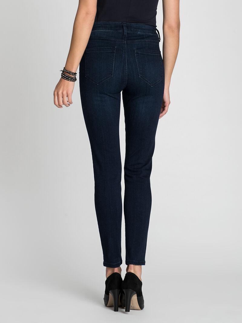 LIVERPOOL PENNY ANKLE SKINNY JEAN image number 3