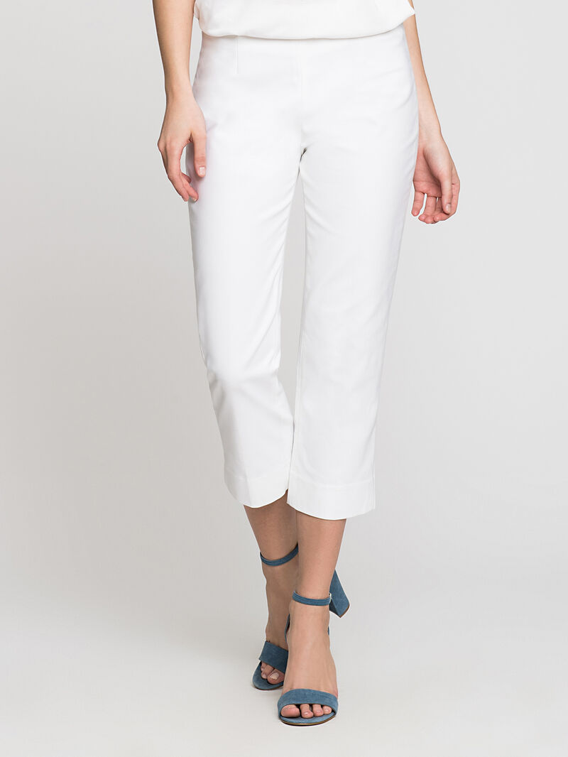 The Perfect Pant Side Zip Crop image number 2