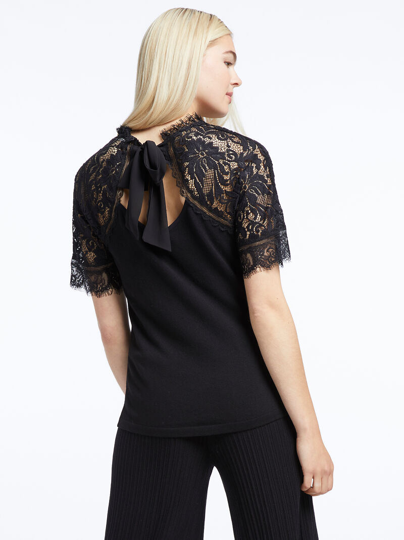Victorian Lace Top image number 1