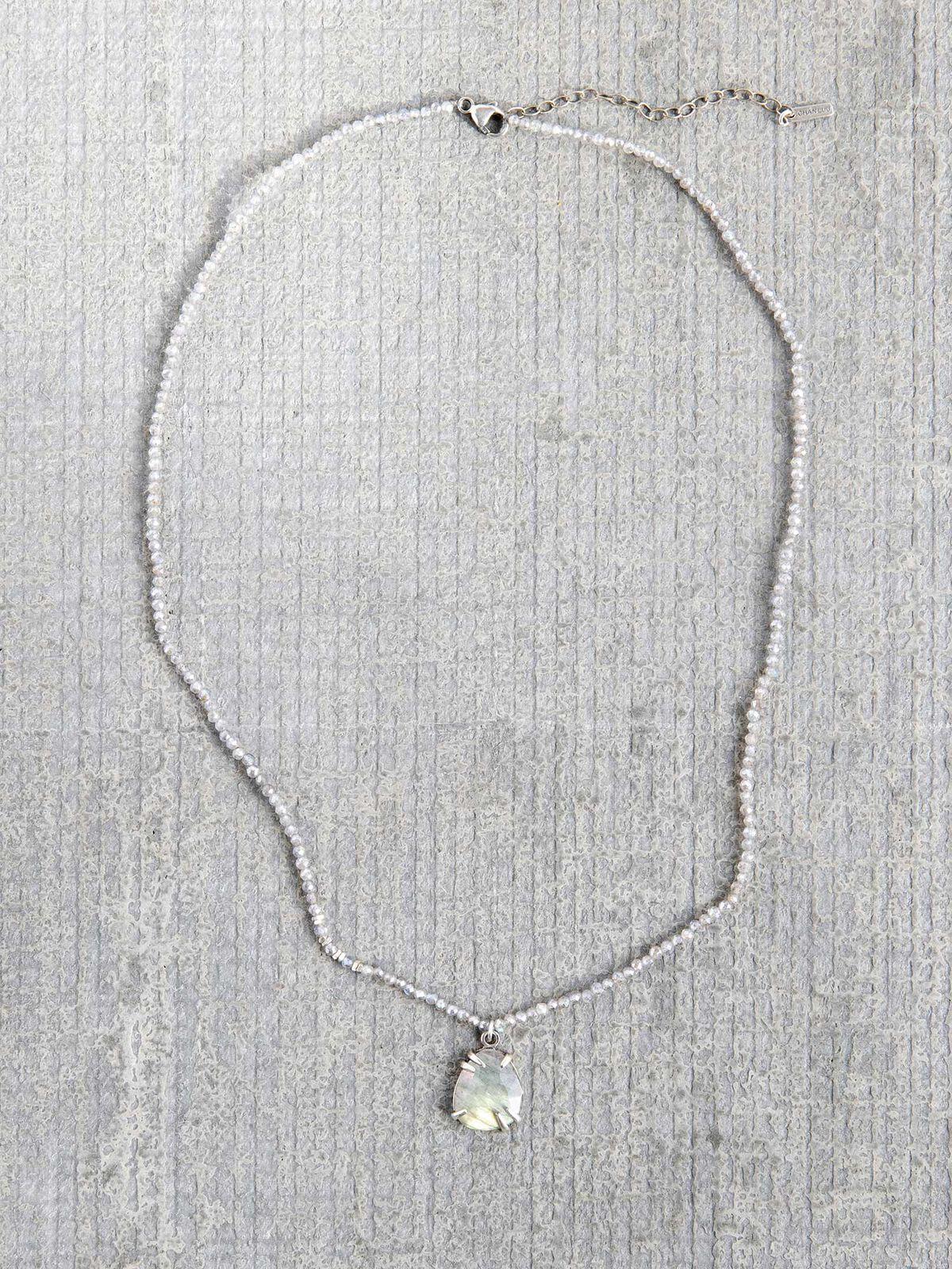 Chan Luu Jeweled Strand Necklace