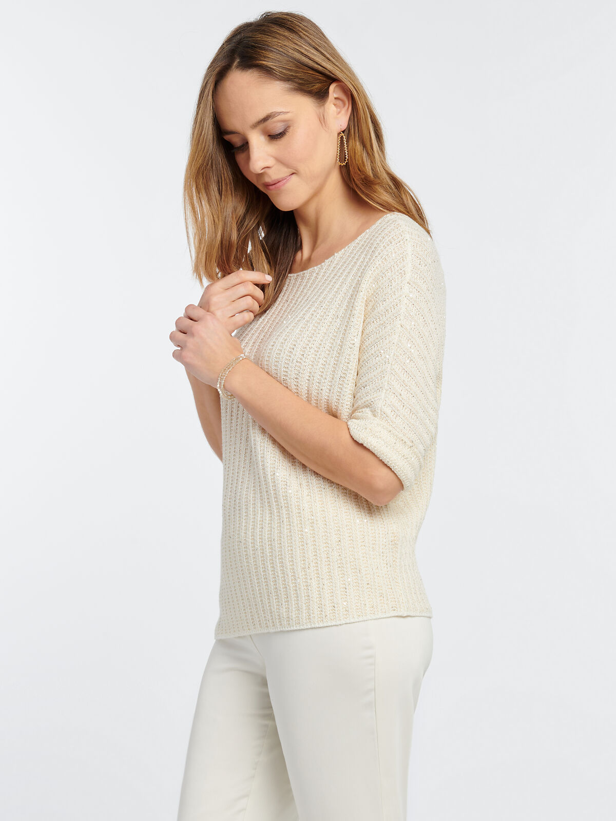 GLOW FOR IT SWEATER
