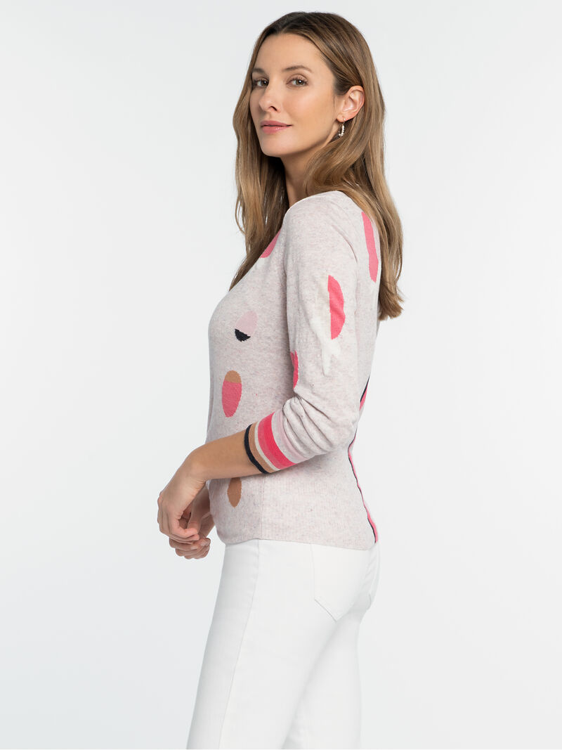 Rose Garden Sweater