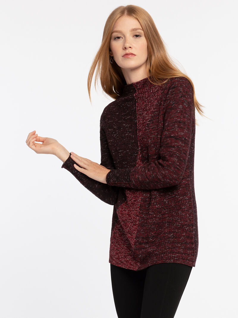 CHILLED ANGLE SWEATER