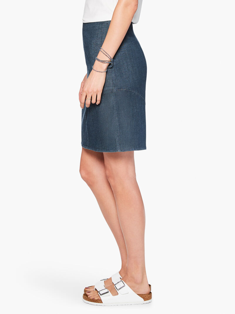 Seams To Be Denim Skirt image number 2