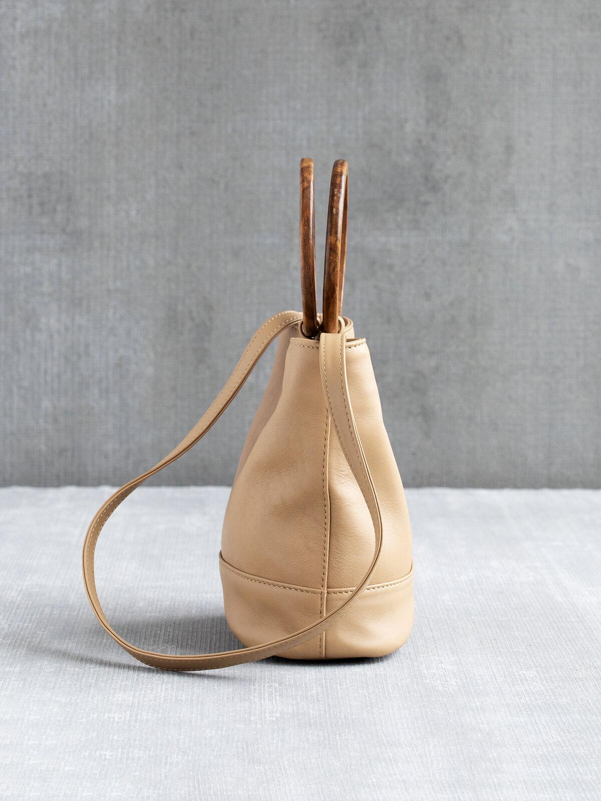 Payton James Mini Bucket Bag