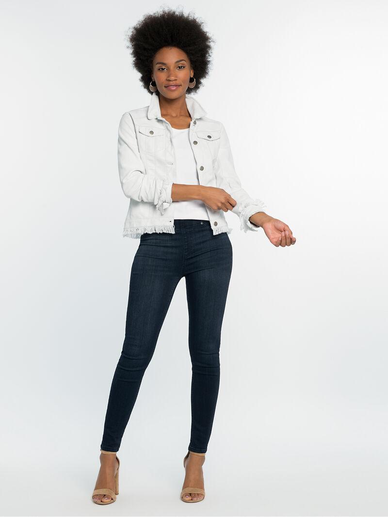 Alexa Washable Leather Jacket image number 3