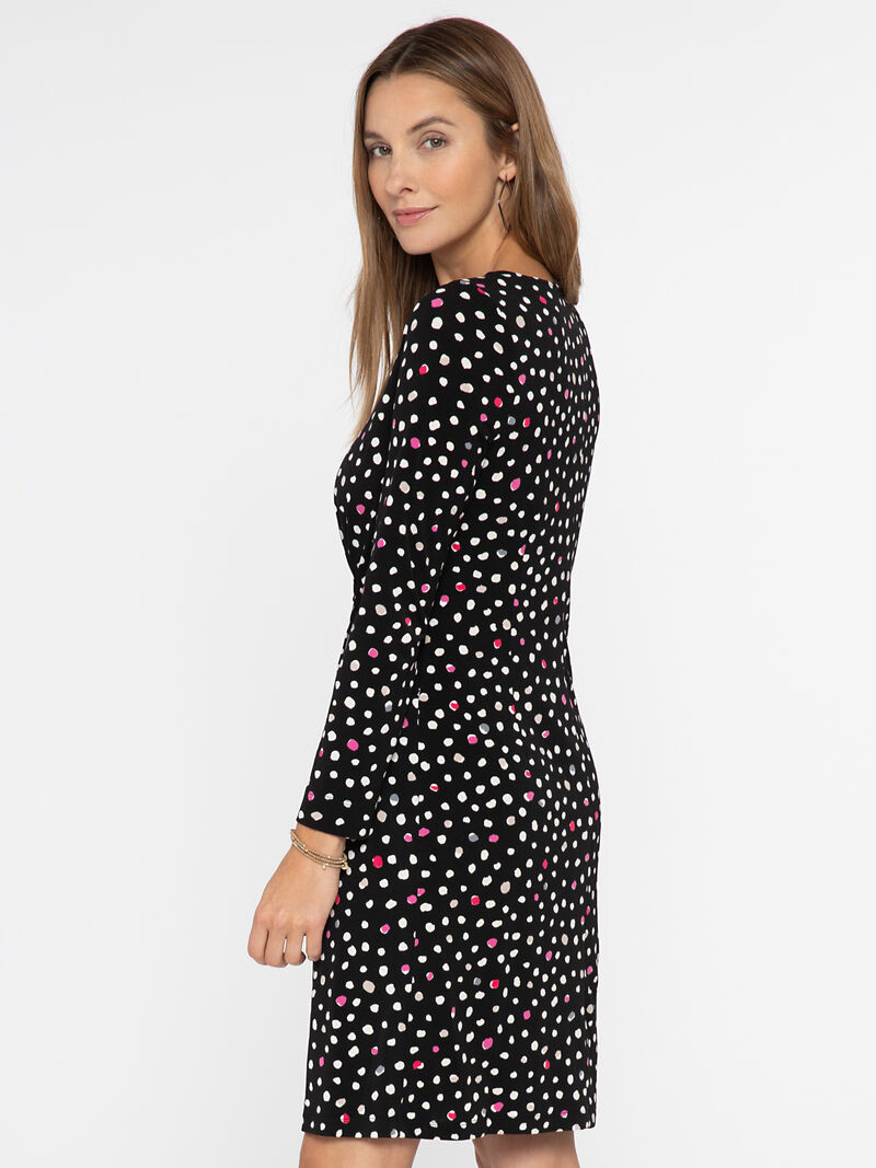POP DOT DRESS