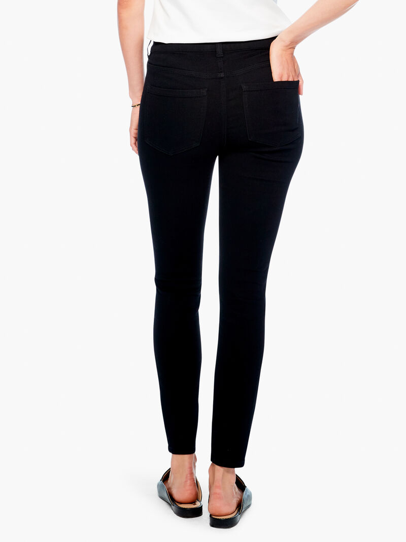 Liverpool - Gia Glider Ankle Skinny image number 3