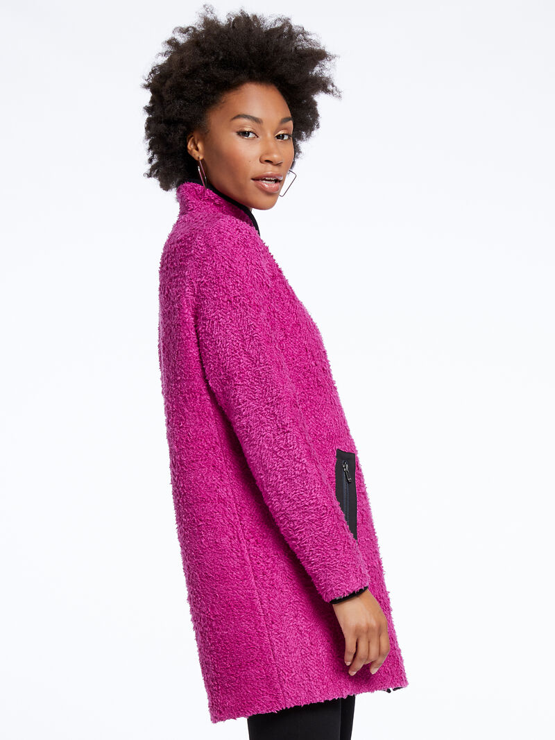 Pretty In Pink Coat image number 1