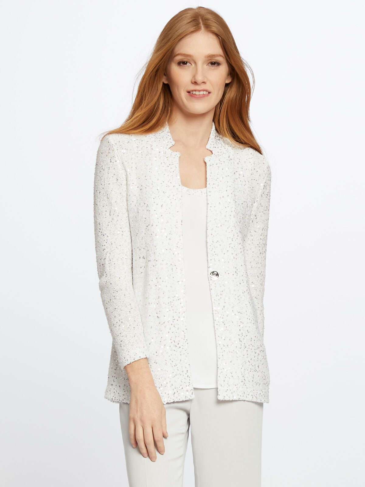 Sequin Moment Blazer