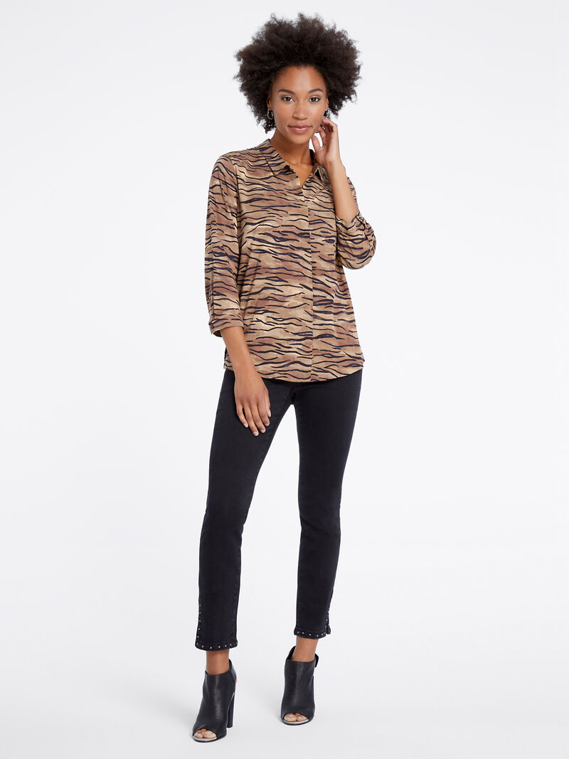 Tiger Stripes Shirt image number 3
