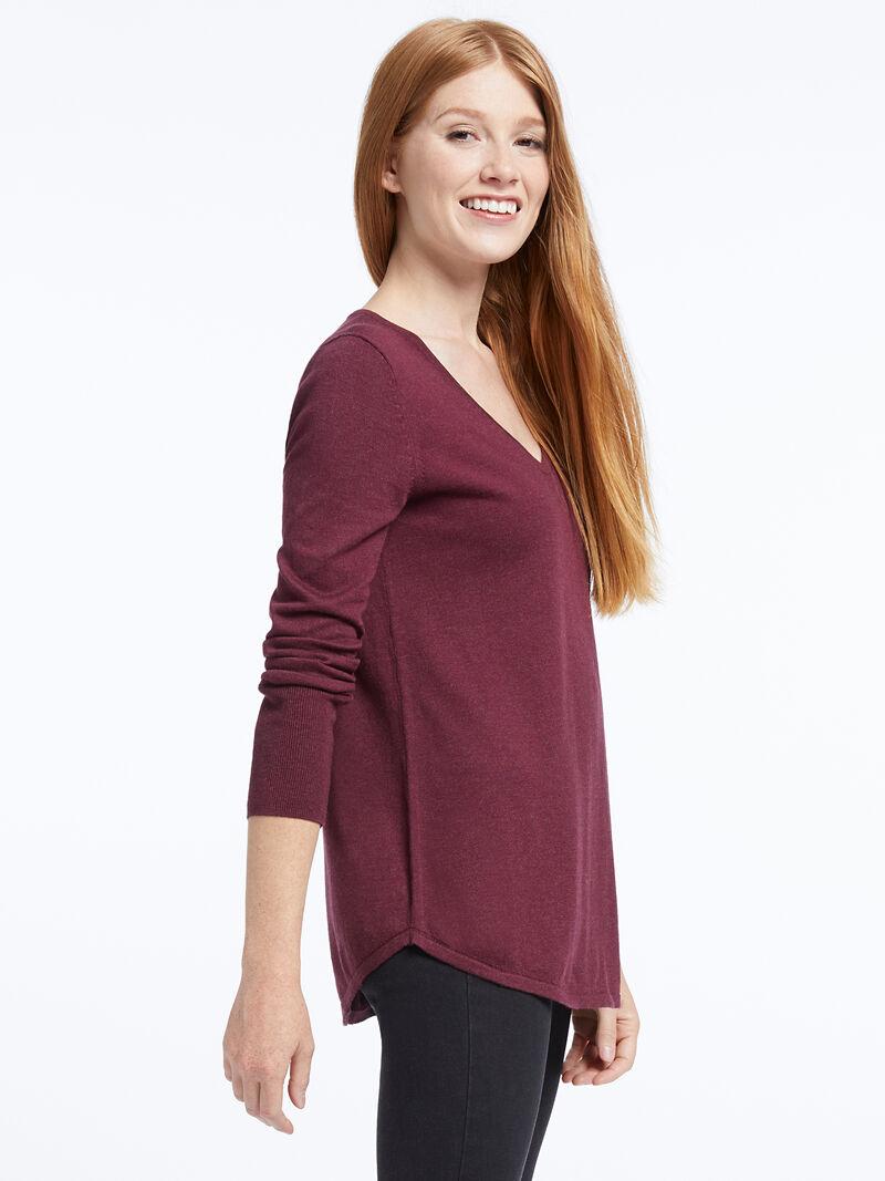 Vital V-Neck Sweater image number 1