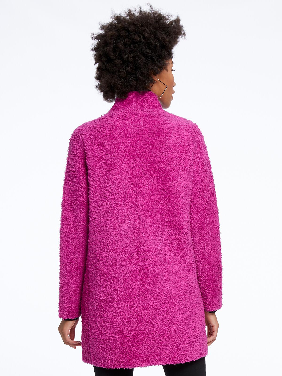 Pretty In Pink Coat
