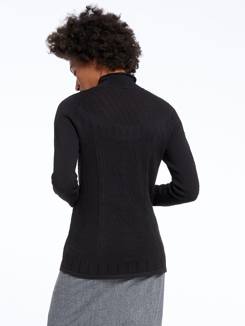 Flash Turtleneck Sweater image number 2