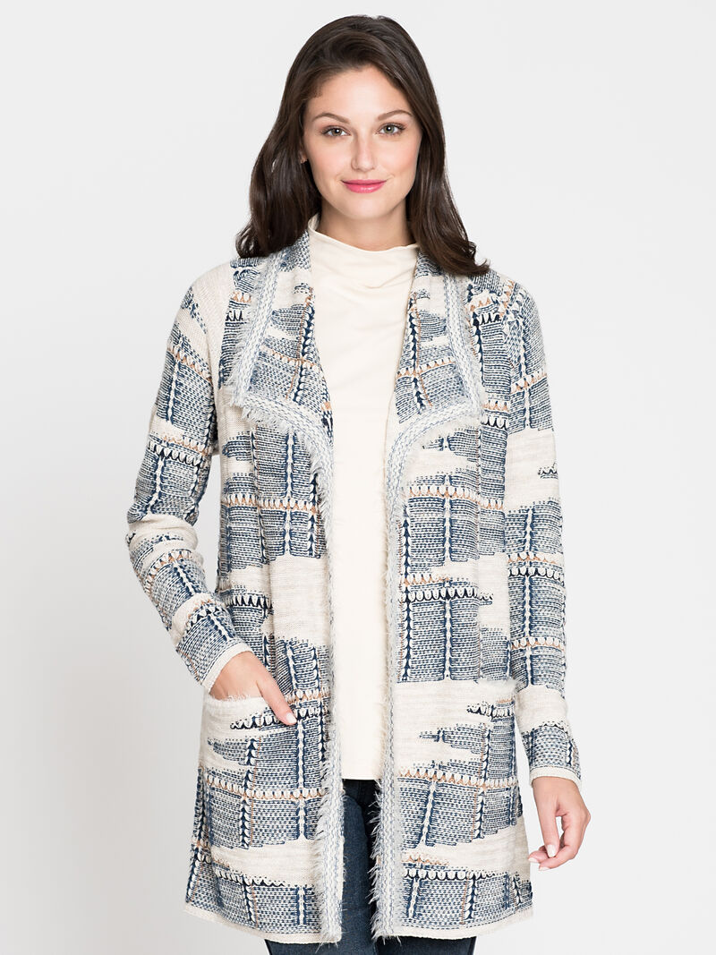 Relaxation Cardigan