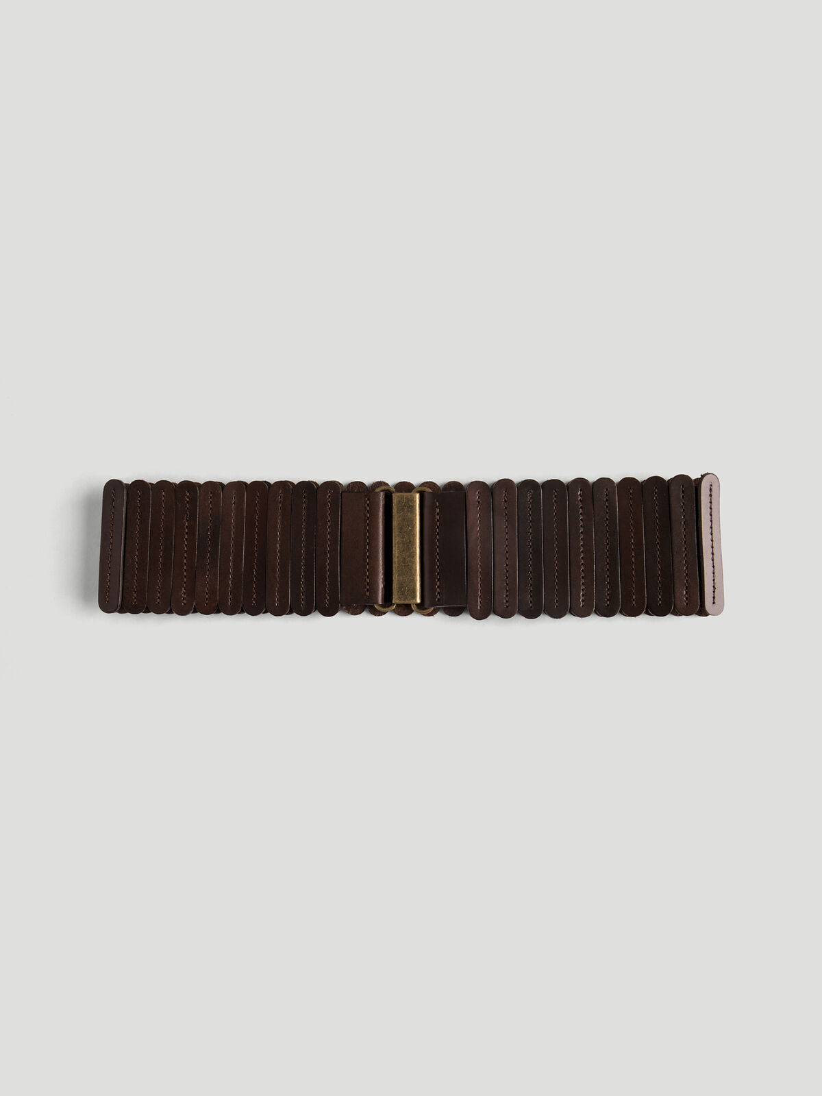 Stretch Stitched Belt