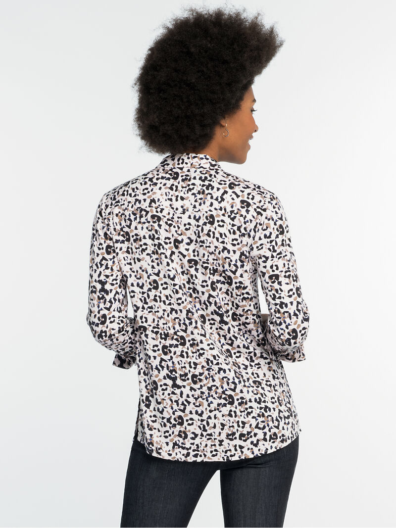 Femme Cheetah Shirt image number 2