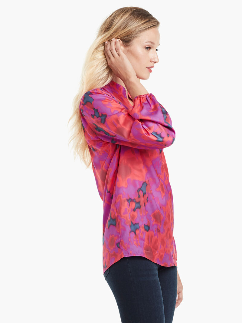 Arctic Glow Blouse image number 1