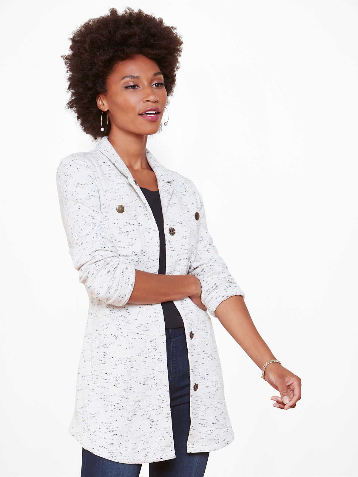 On The Move Jacket