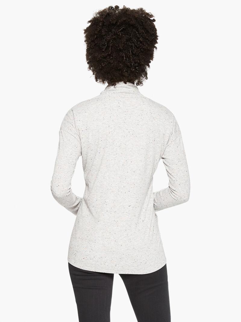 Speckled Knit Cardigan image number 2