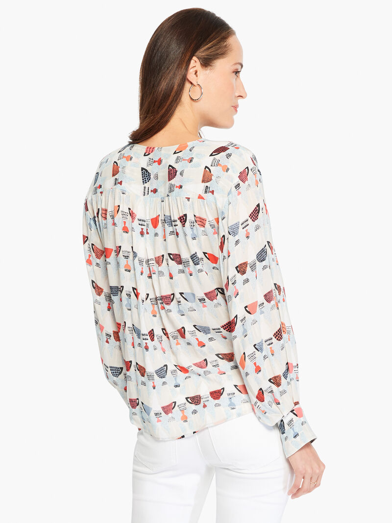 Perk Up Blouse image number 2