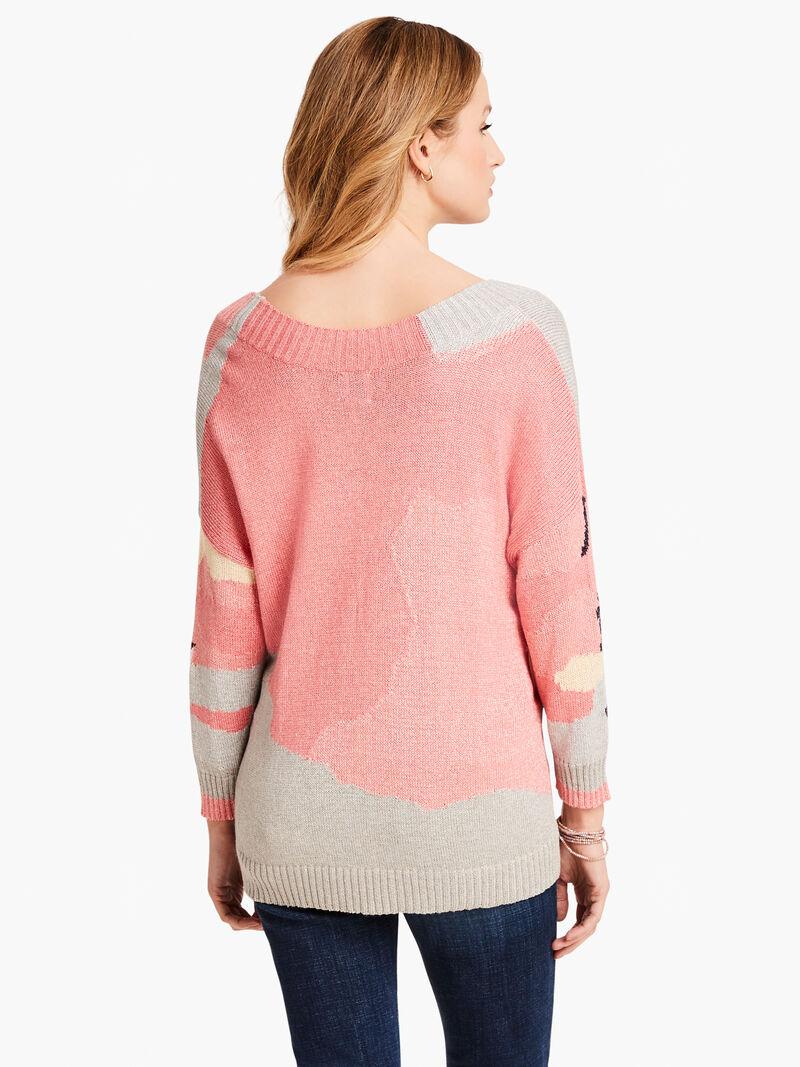 Citrus Splash Sweater image number 3