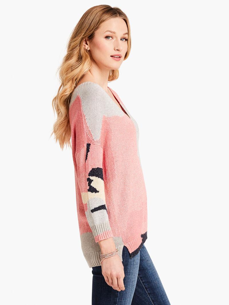 Citrus Splash Sweater image number 2