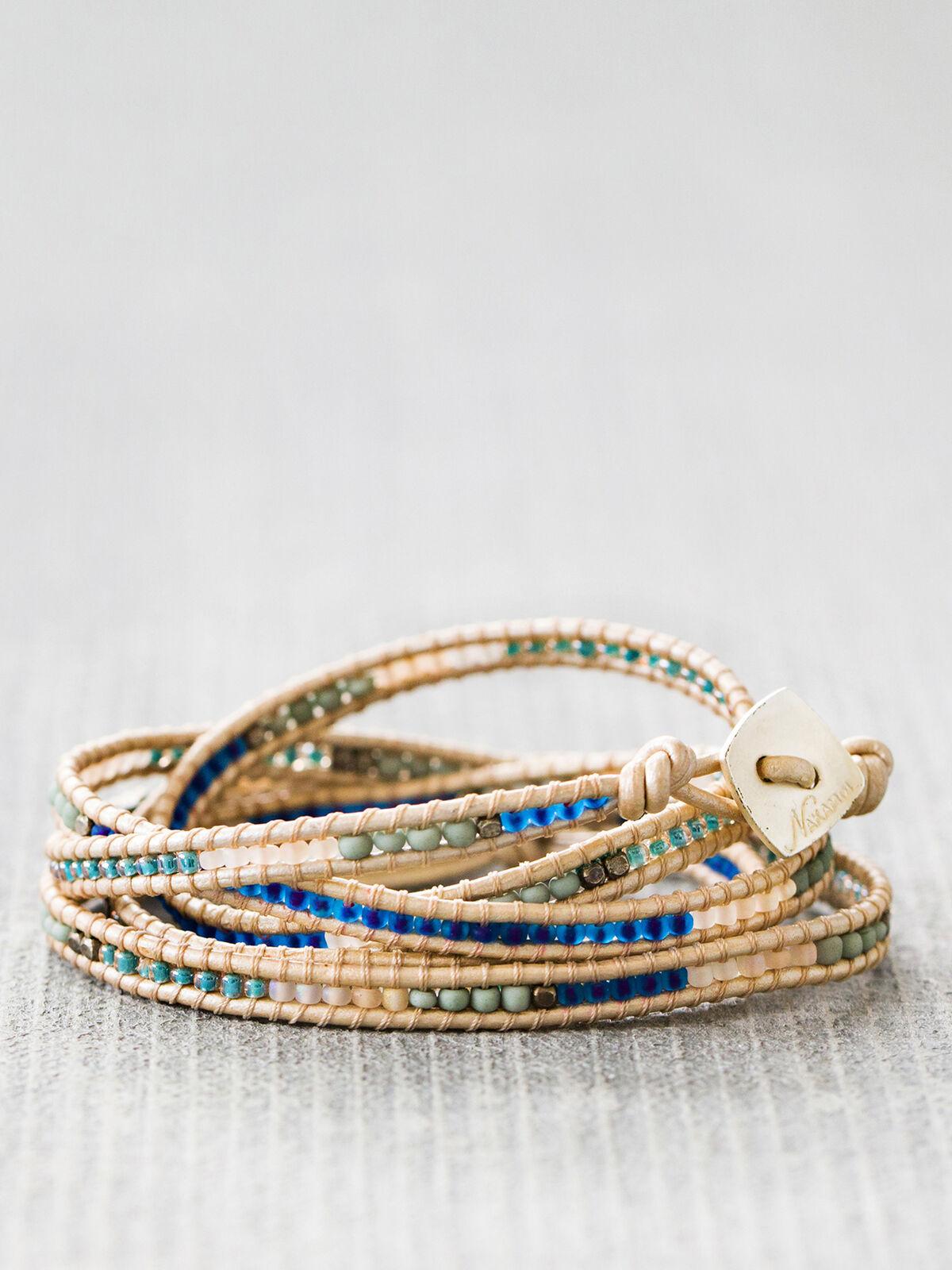 NAKAMOL Liezel Wrap Bracelet