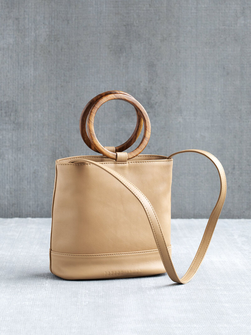 Payton James Mini Bucket Bag