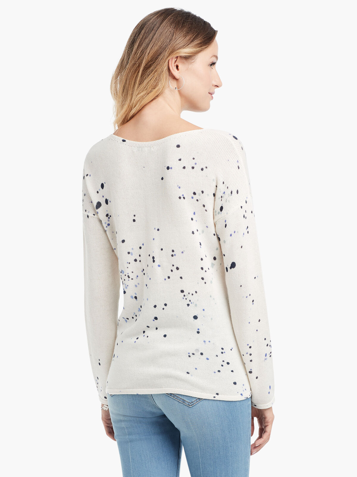 Paint The Town Sweater