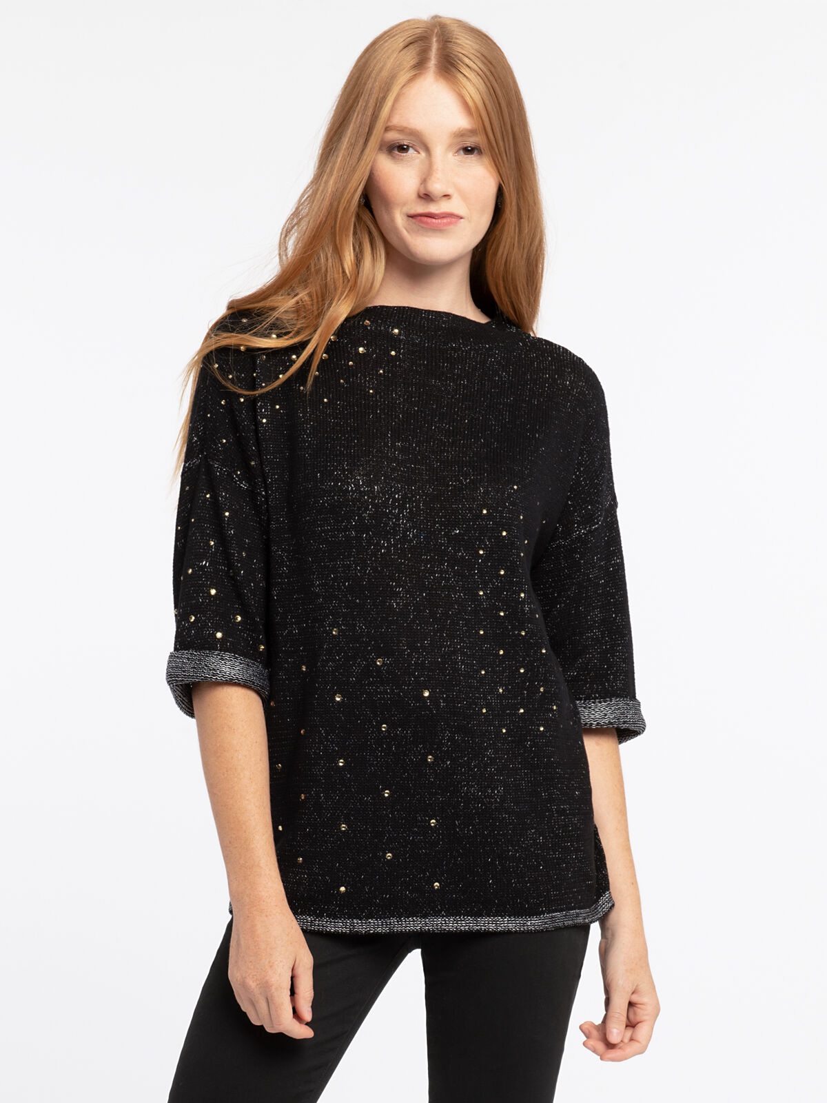 Starry Eyed Sweater