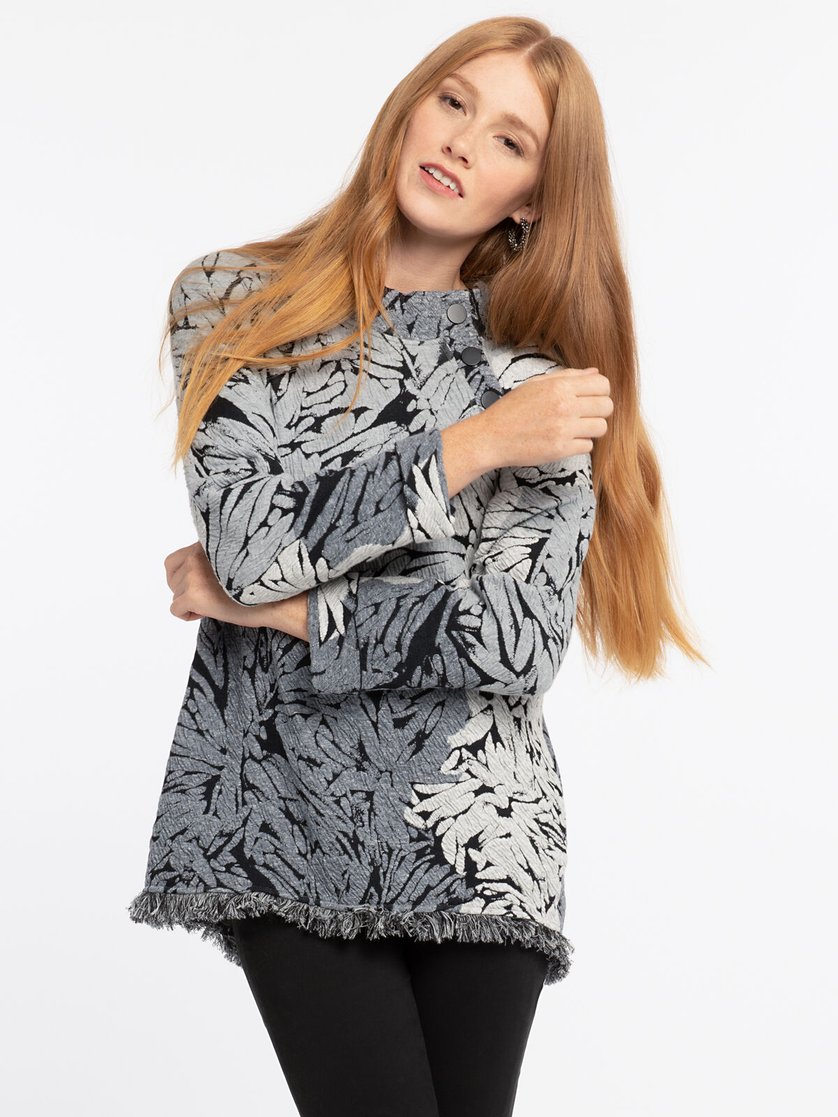 Silver Lakes Sweater