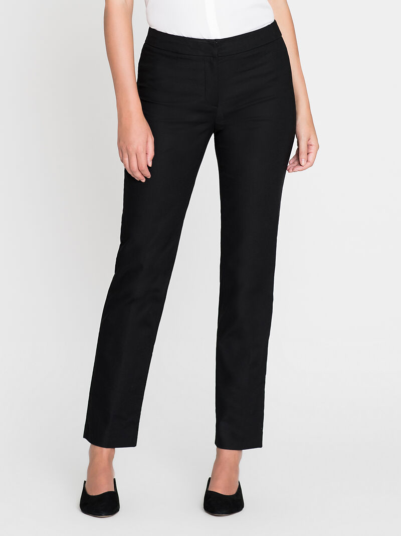 Perfect Pant Front Zip