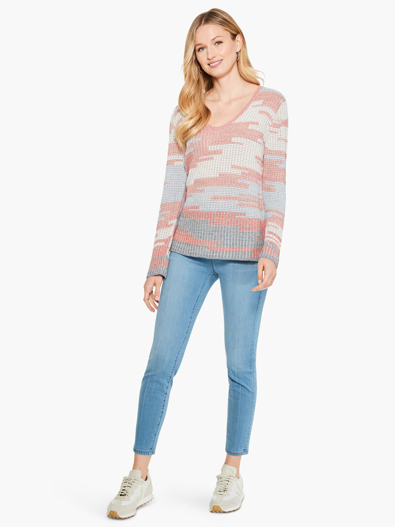 Terracotta Sky Sweater image number 3