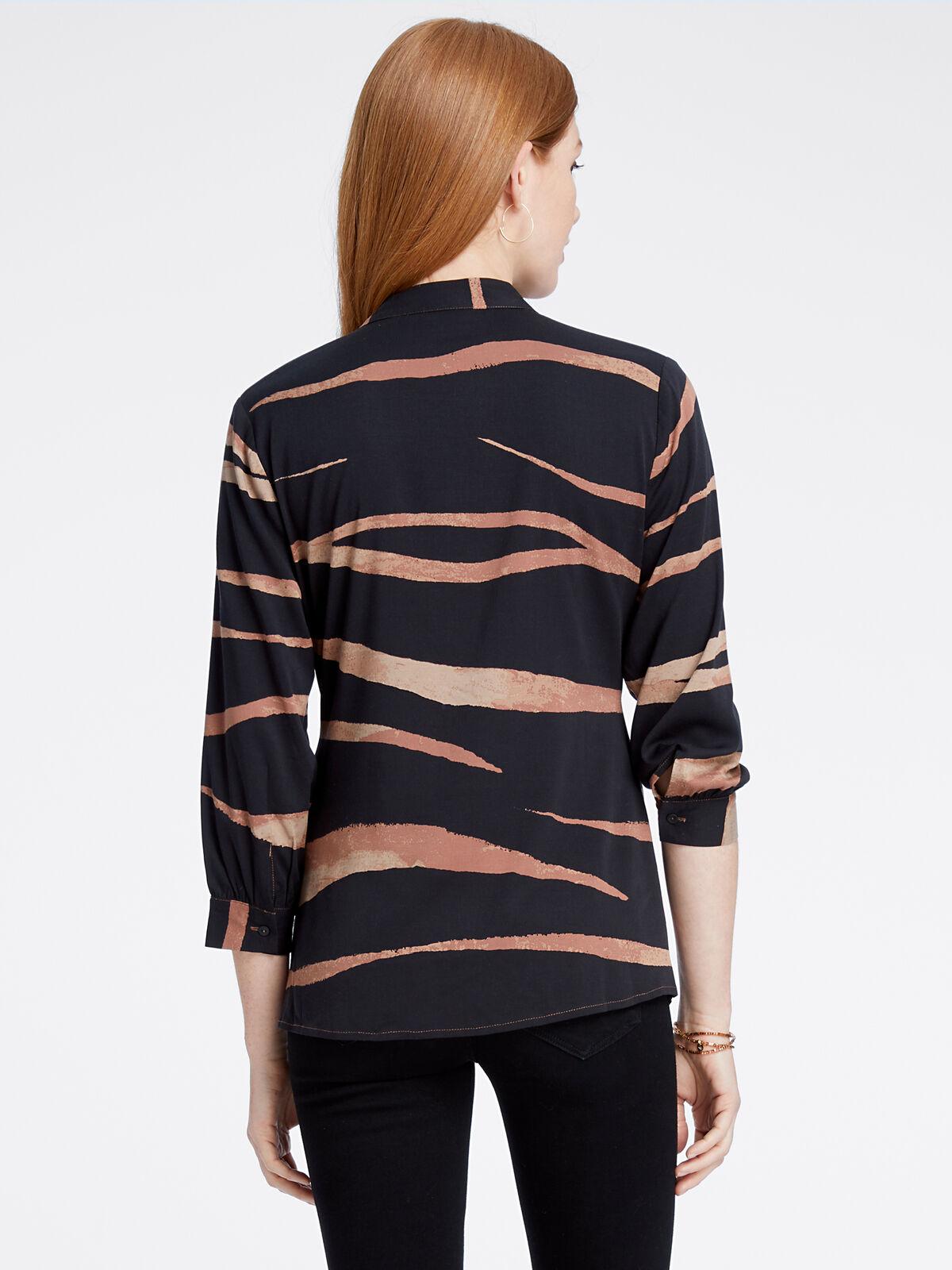 Abstract Animal Shirt