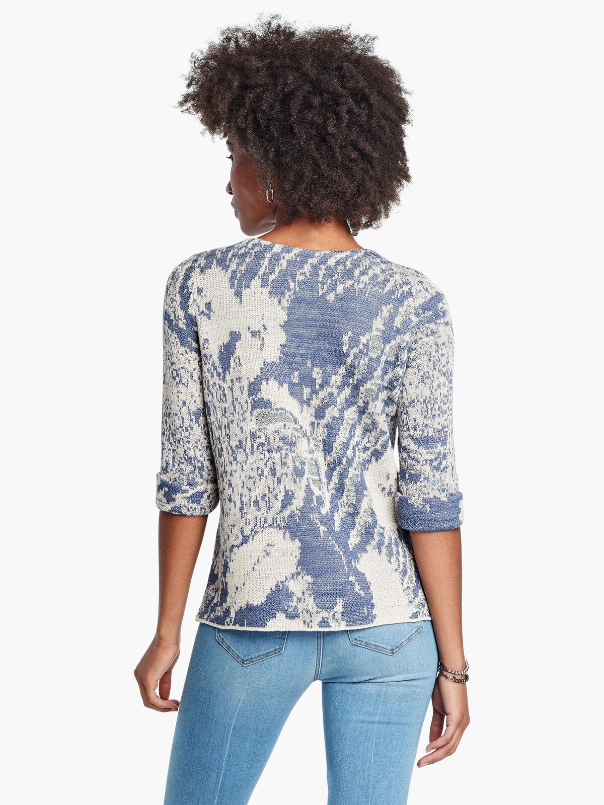 Petal Mix Sweater