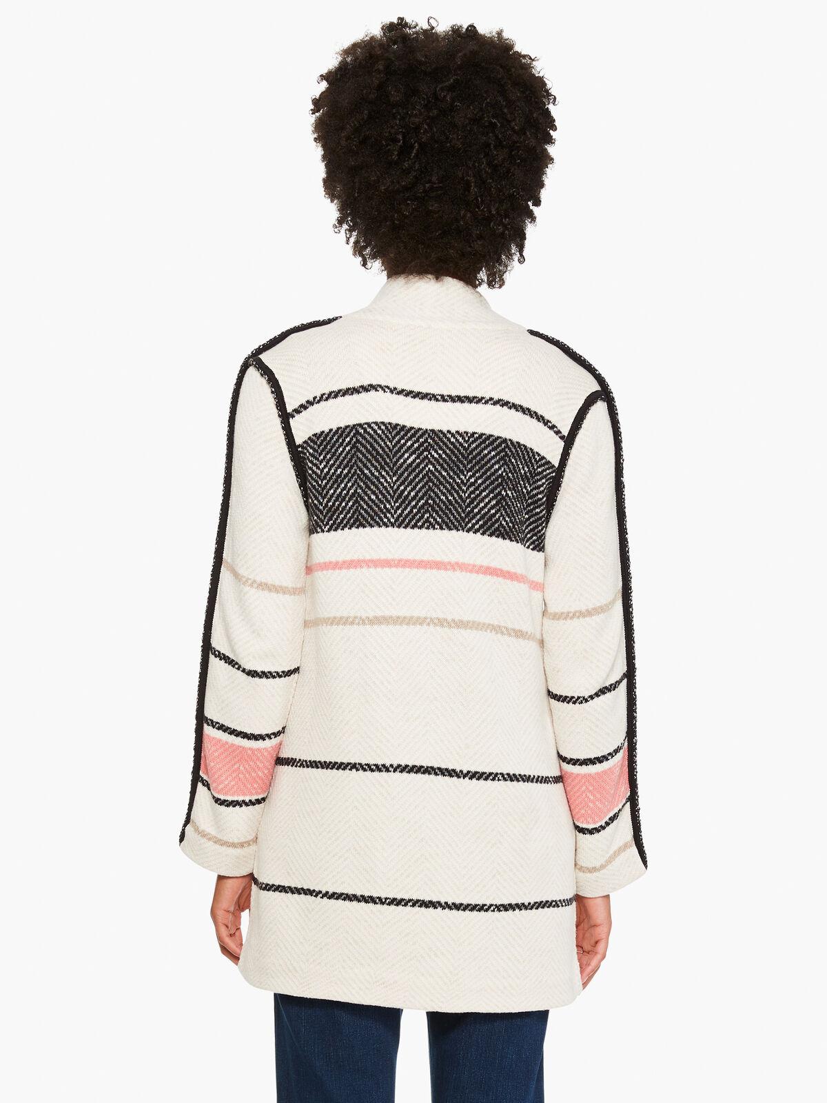 Go To Stripe Jacket