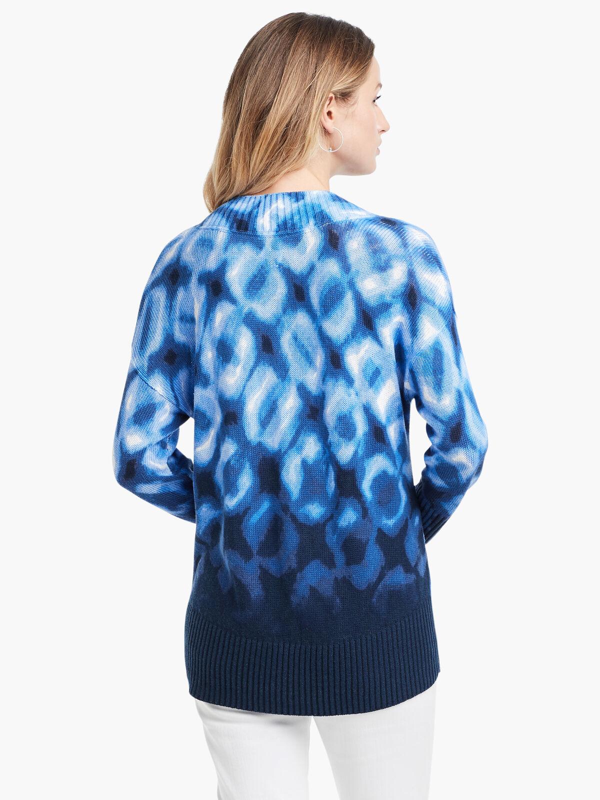 Shibori Sweater