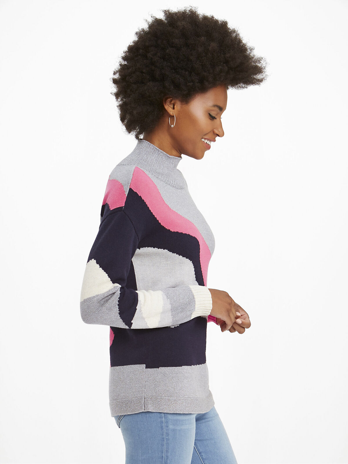 The Bright Way Sweater