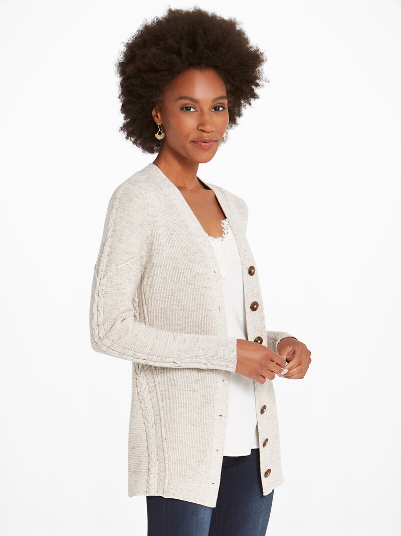 Buttoned Up Cardigan image number 1