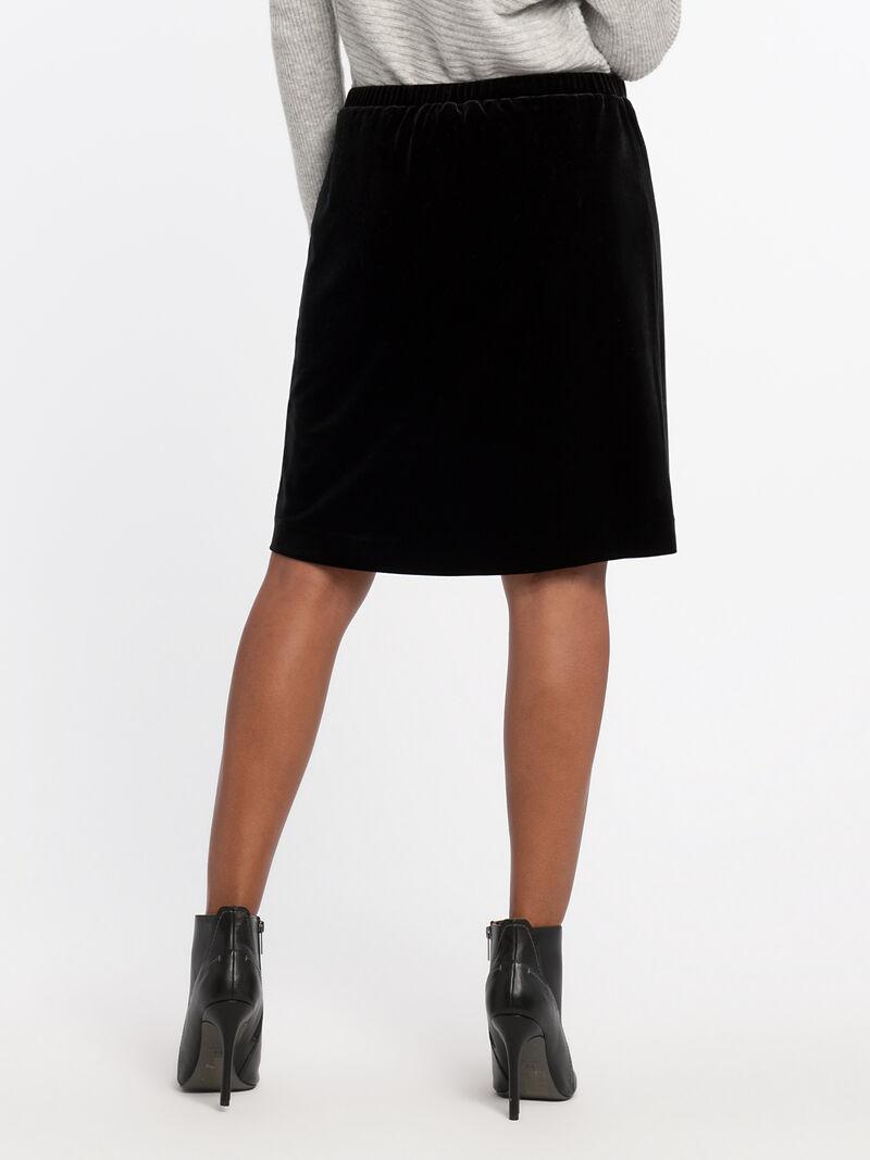 Darling Velvet Skirt image number 3