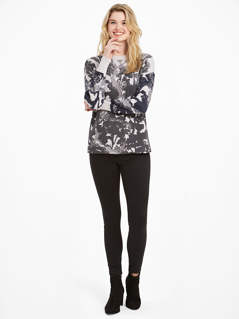 Black Roses Sweater image number 3
