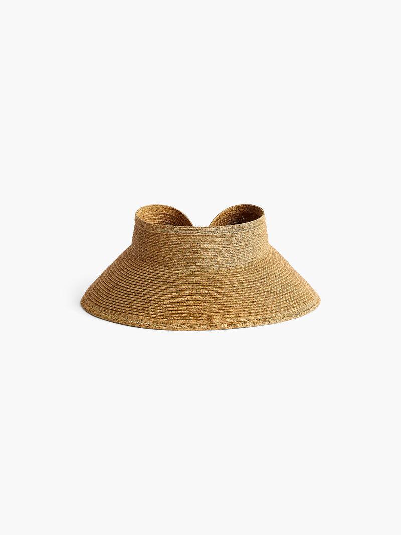 San Diego Hat Co. - Ultrabraid Visor image number 1
