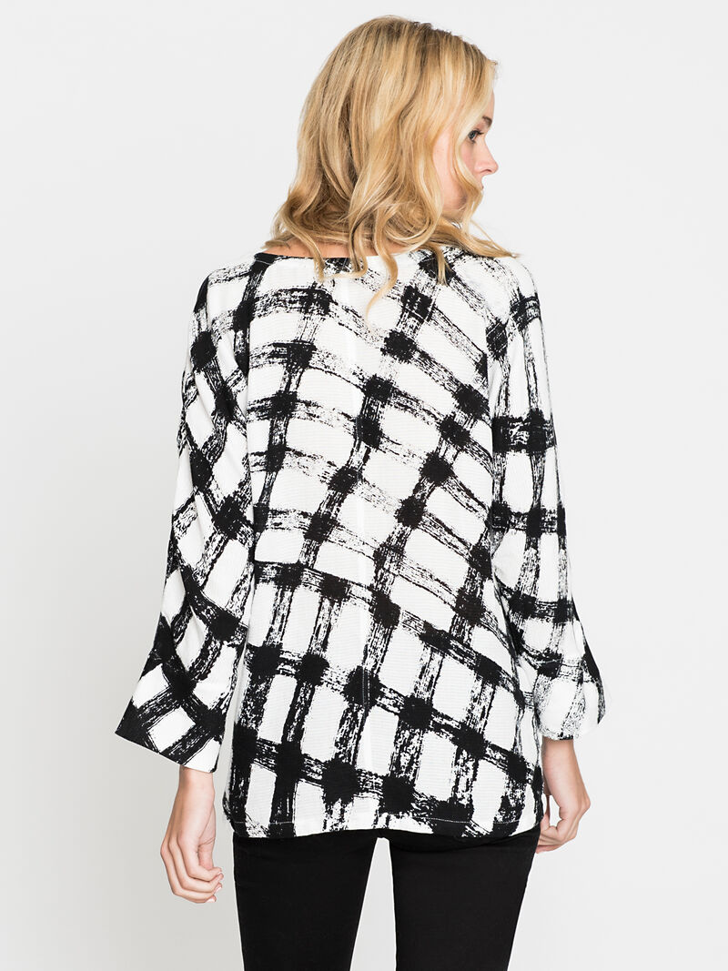Checkered Top image number 1